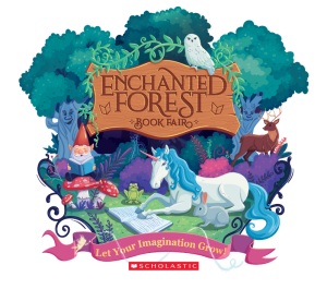 2018 400015_enchanted_forest_clip_art_logo
