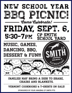 Welcome Picnic Flyer 2019